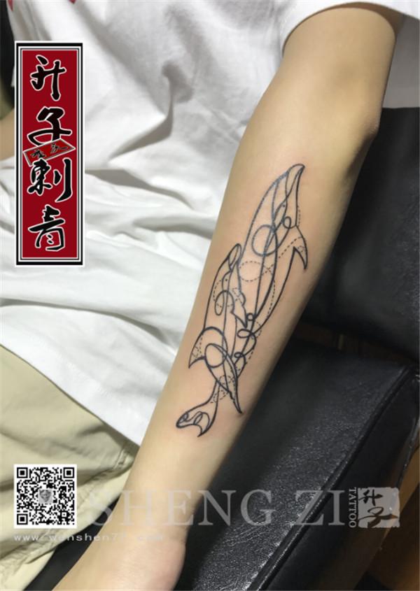 小腿文字玛丽莲梦露纹身图案大全            后脖子翅膀